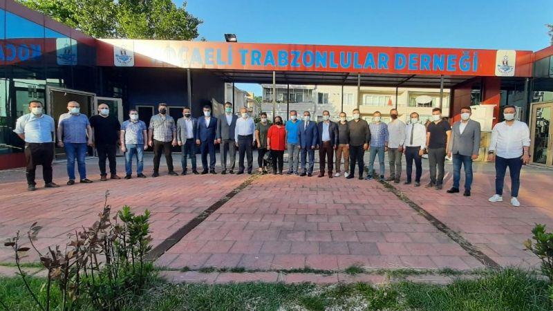 DEVA Kocaeli'den Trabzonlulara ziyaret