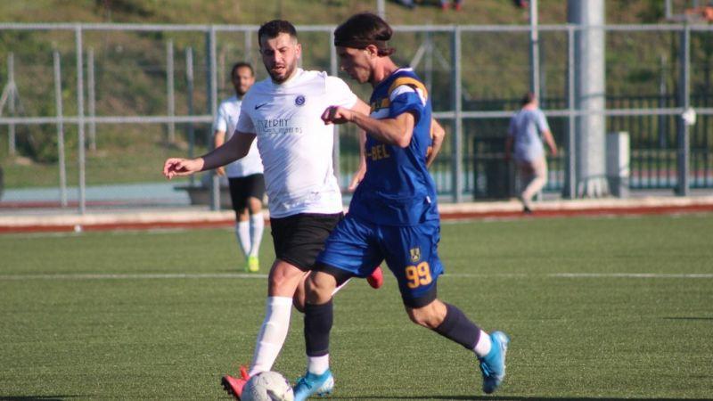 Yuvacıkspor, Çilimli'de takıldı 2-0