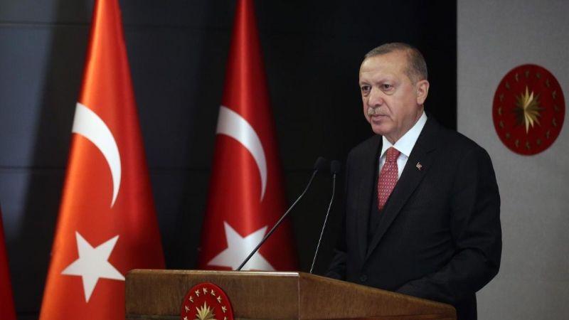 Erdoğan açıkladı...Kısıtlamalar kalktı !
