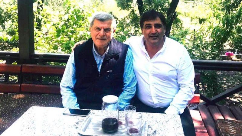 Öztürk'ten Karaosmanoğlu'na ziyaret