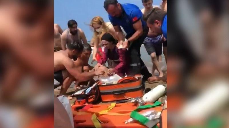 Babalı plajında 2 kardeş boğuldu: 3 plajda denize girmek yasaklandı