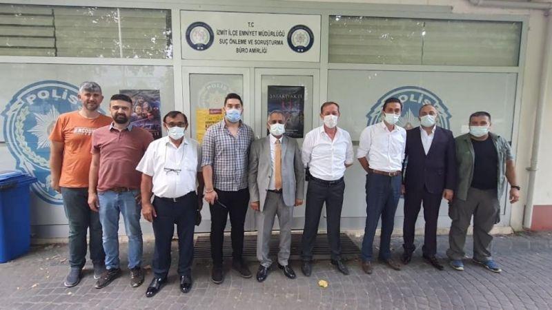 MHP İzmit bayramda çalışanları unutmadı