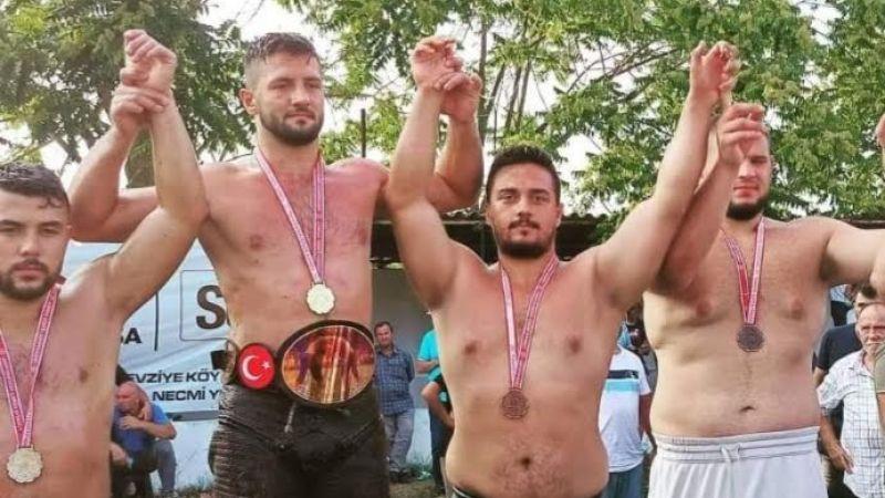 Güreşcilerimiz Fevziye'den başarı ile döndü