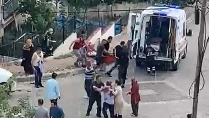 Federasyon Başkanı'nın öldürüldüğü saldırının görüntüleri ortaya çıktı