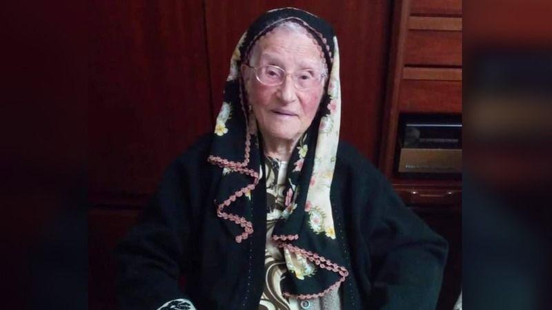 103 yaşında hayatını kaybetti