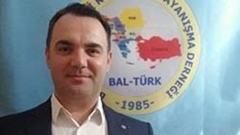 Bal-Türk'te yeni başkan Günay Uzun