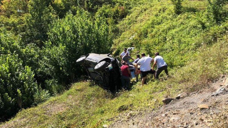 Gölcüklü aile trafik kazasında hayatını kaybetti