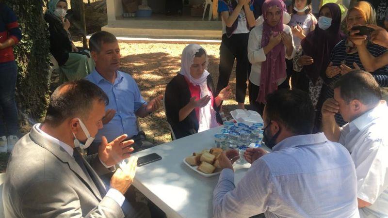 Hürriyet, Gökçeler Köyü'nün geleneksel mevlidine katıldı