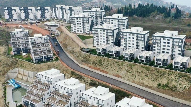 Vadi İzmit Evleri'nde 37 daire, 19 Milyon 299 Bin 461 TL'ye satıldı