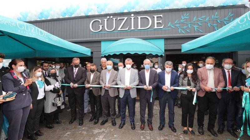 Gebze'de Güzide Sosyal Tesisleri açıldı