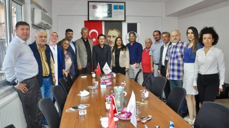 İYİ Parti'den BTTDD'ye nezaket ziyareti