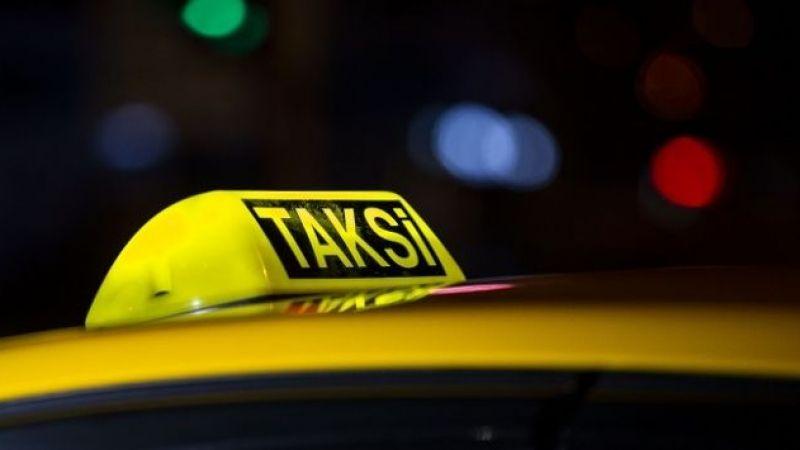 Taksilerde yeni uygulama!