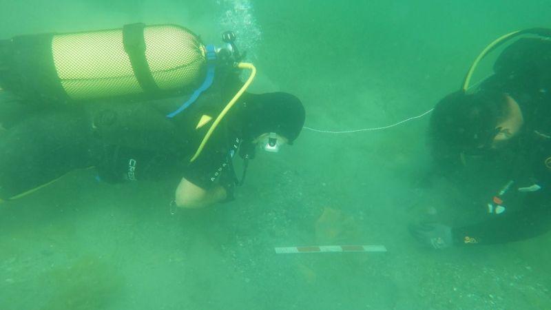 Karadeniz kıyılarında bir ilk: O yerde sualtı kazısı başladı