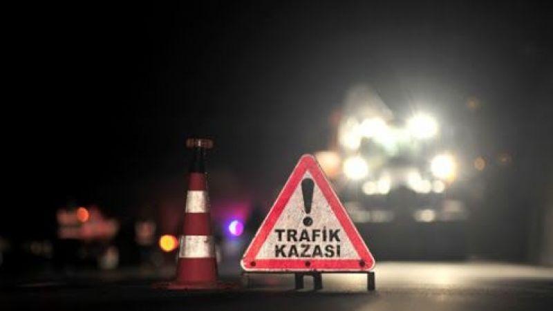 Kefken yolundaki kazada 8 kişi yaralandı