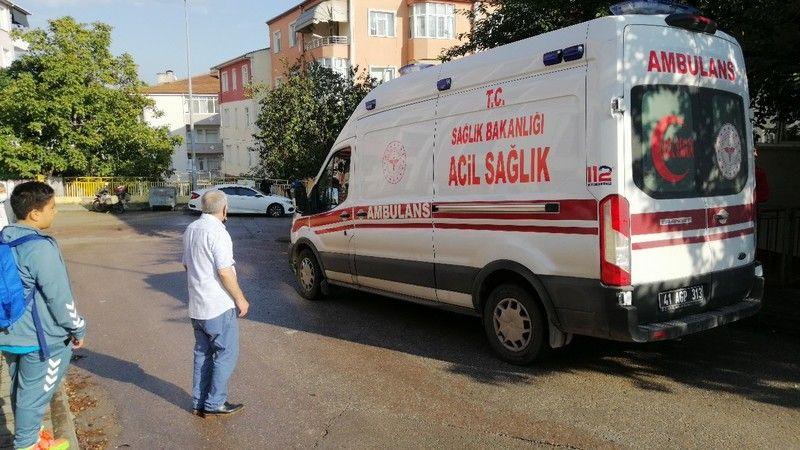 56 yaşındaki engelli adam evinde kanlar içinde ölü bulundu