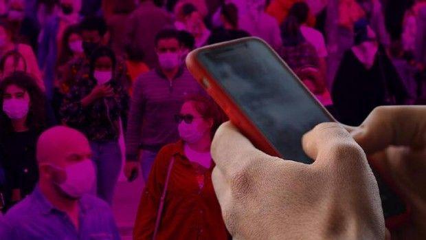 Maske cezası SMS'lerine dikkat!