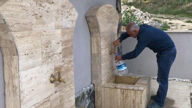 Dalca'nın lezzetli suyuna yeni çeşme