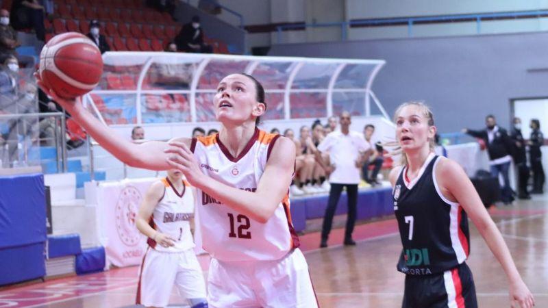 Derbide kazanan Galatasaray 80-72