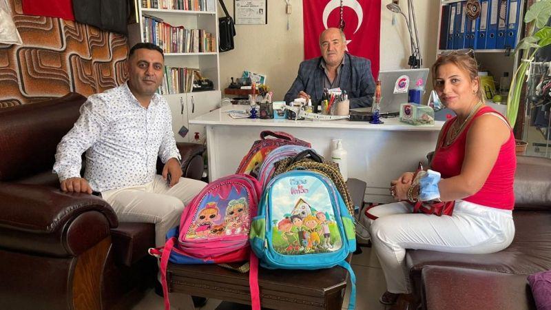 Polat'ın eğitim desteği sürüyor