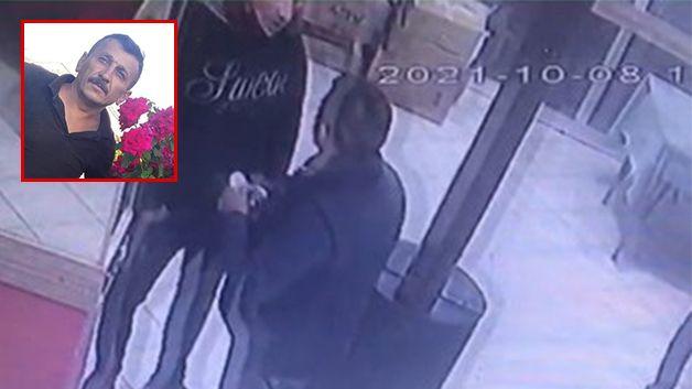 Pompalı tüfekli saldırıda ölen adamın son görüntüleri ortaya çıktı