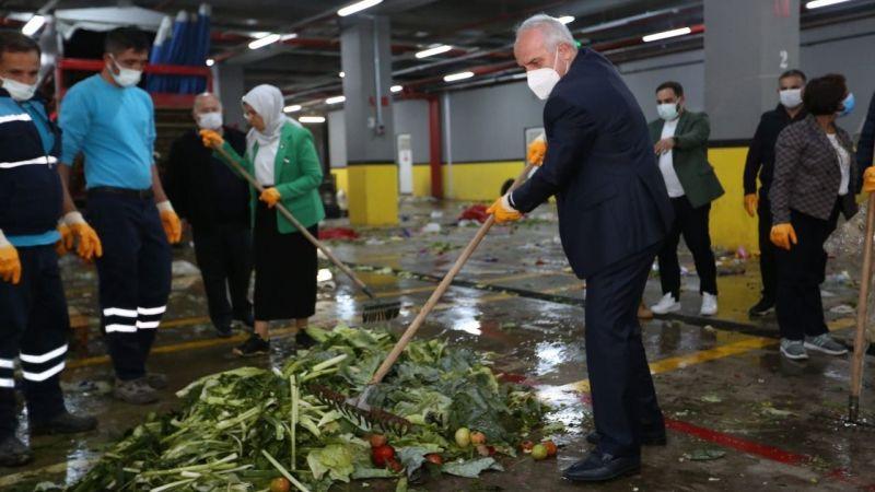 Atık sebze ve meyveler tarıma kazandırılacak
