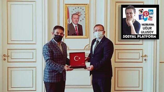 Derinceli Yozgat Valisi Polat'tın selamı var