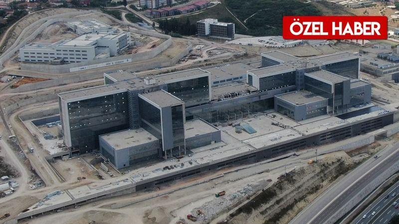 'Şehir Hastanesi ilk çeyrekte açılacak'