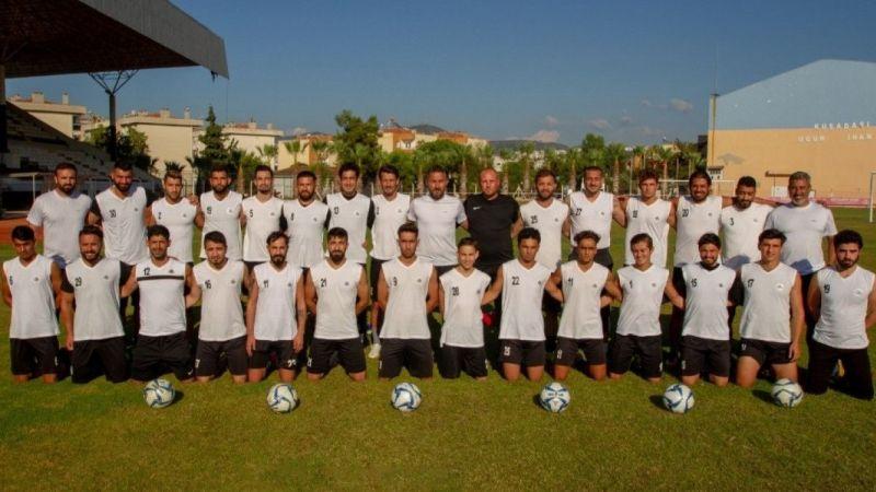 Kuşadası Gençlikspor play-off maçlarına hazırlanıyor