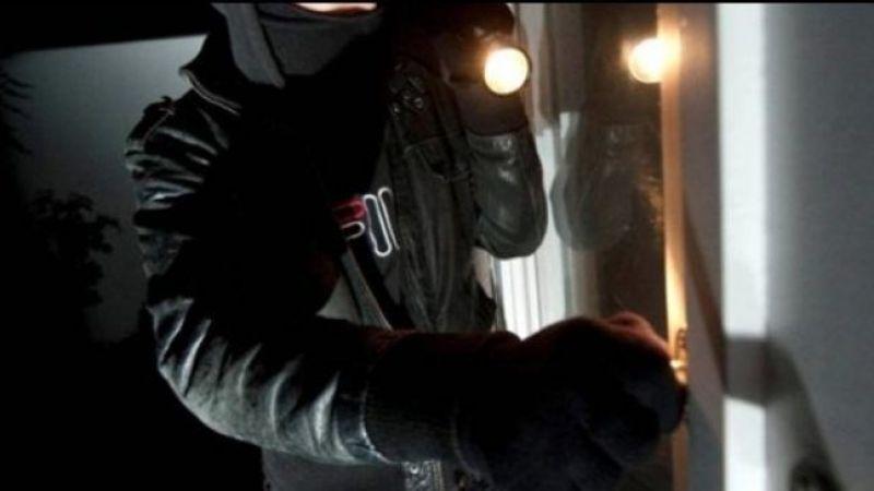 Gelin evinden sadece maske çaldı