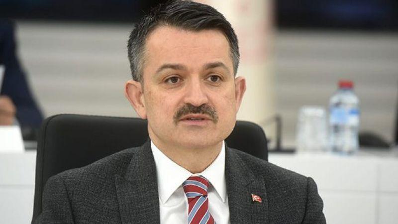 """Bakan Pakdemirli: """"651 milyon liralık destek ödemesi yarın başlıyor"""""""