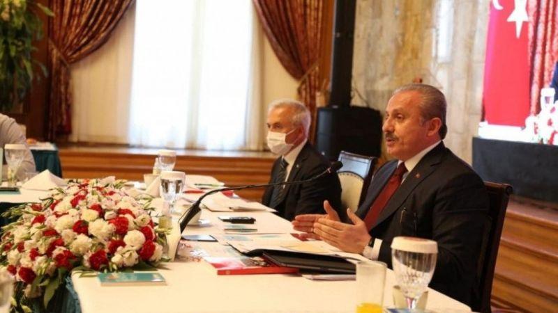 TBMM Başkanı Şentop, Meclis'teki korona virüs vakalarını açıkladı
