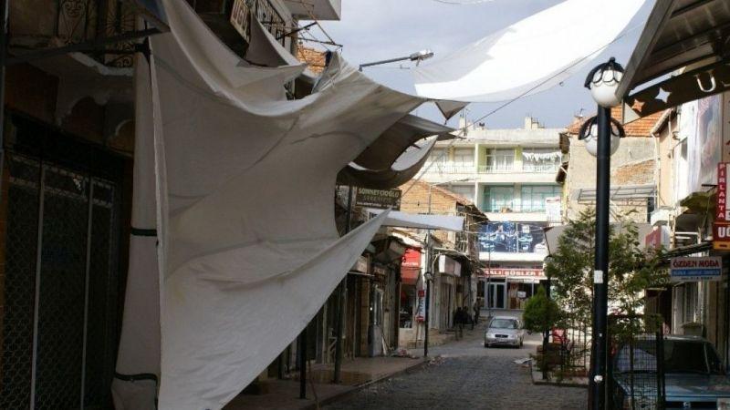 Aydın'da rüzgar kuvvetli esecek