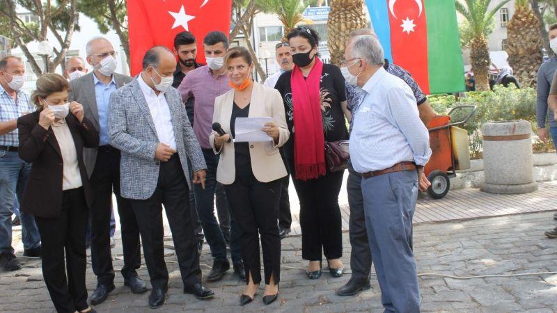 Menderes: Can Azerbaycan'ın haklı Savaşı'nda yanında olduğumuzu ilan ediyoruz