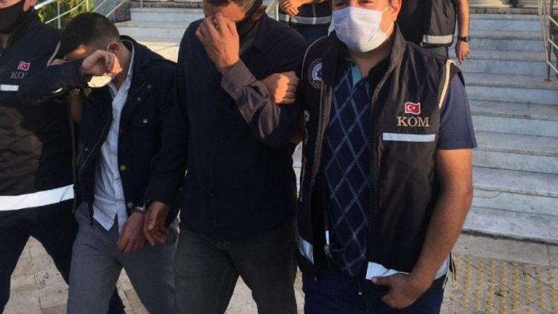 Tapu dolandırıcılığı operasyonunda 5 tutuklama