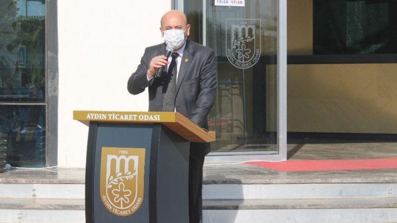 AYTO'nun eski başkanlarından Altınel, son yolculuğuna uğurlandı