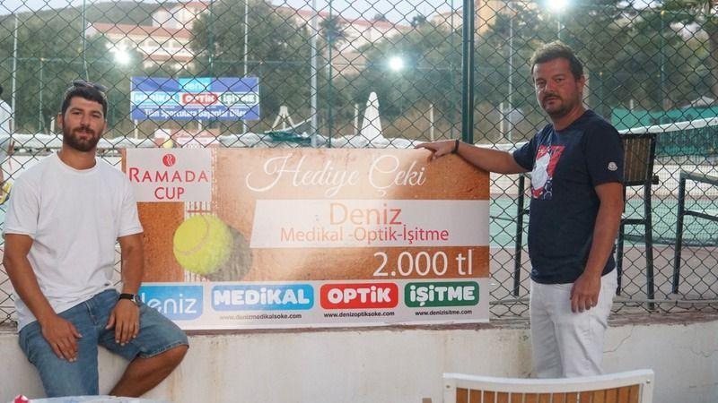 Kuşadası Bölgesel Tenis Ligi Heyecanla Devam Ediyor