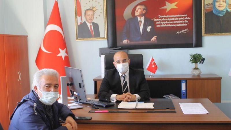 Söke İŞ-KUR Müdürlüğü'ne  Gündüz Fırat atandı
