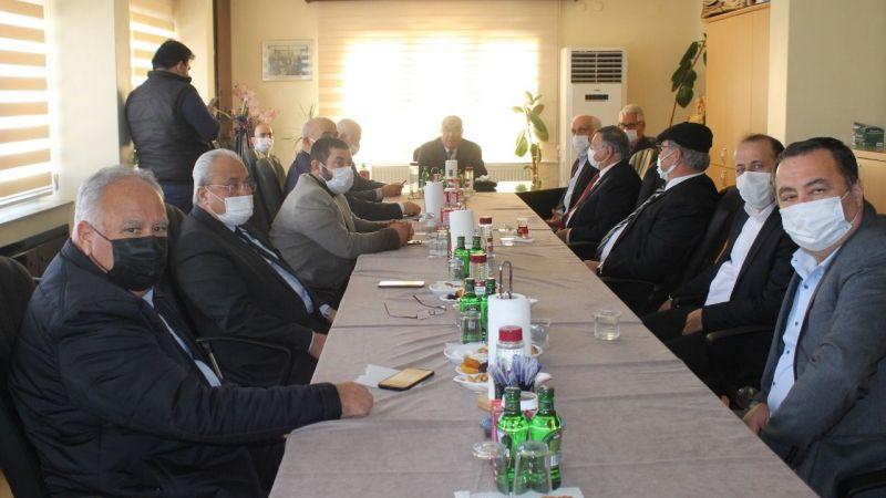 Esnaf Kefalet Bölge Birliği toplantısına Söke ev sahipliği yaptı