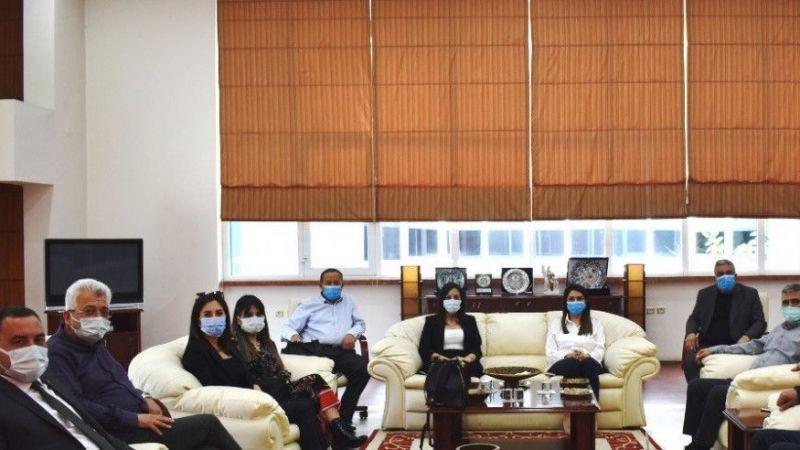 Aydın Ticaret Borsası,  Aydın Girişimci Kadınlar Derneği'ni ağırladı