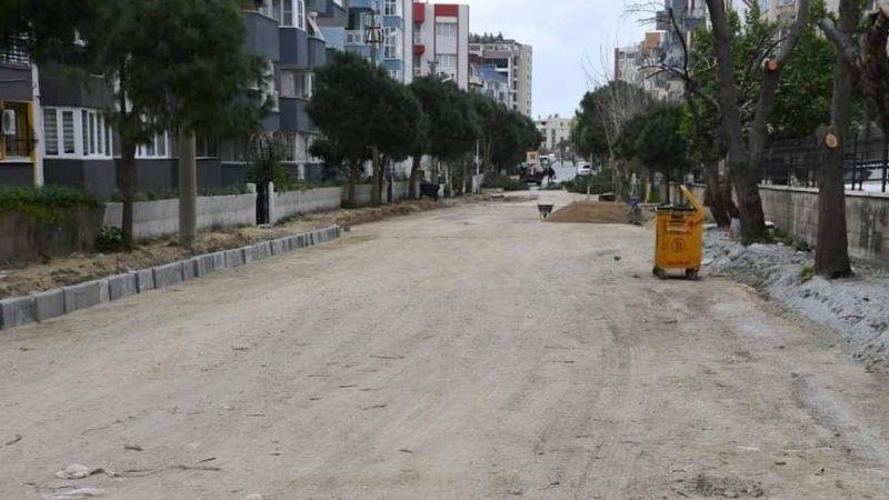 Söke Belediyesi yol yenileme ve yapım çalışmaları devam ediyor