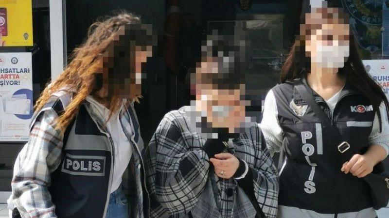 Uyuşturucu madde ticareti yapan kadın tutuklandı