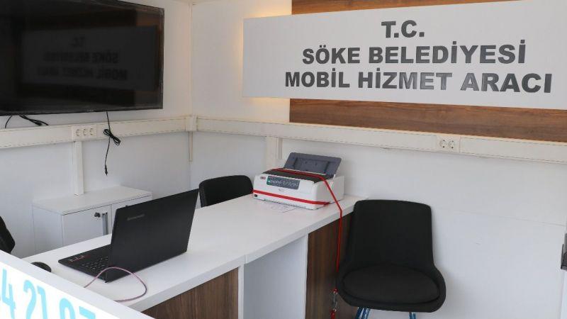Mobil Hizmet Aracı ve Deprem Konteynırı Hizmete Hazır