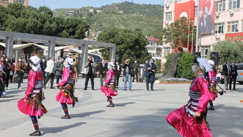 23 Nisan Ulusal Egemenlik ve Çocuk Bayramı Söke'de kutlandı