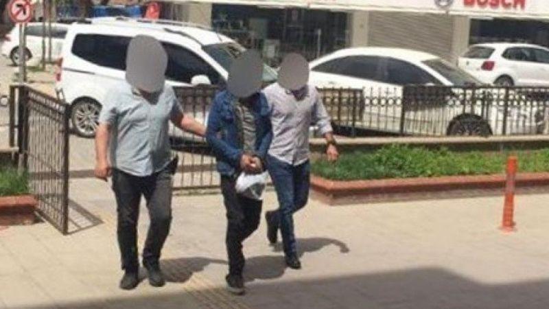 20 yıl kesinleşmiş hapis cezası bulunan şahıs yakalandı