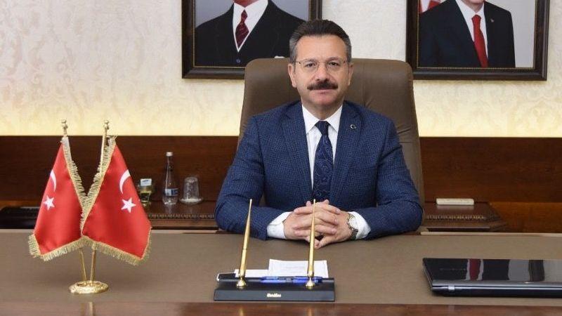 """Vali Aksoy: """"Hıdırellez geçmişle gelecek arasındaki önemli köprüdür"""""""