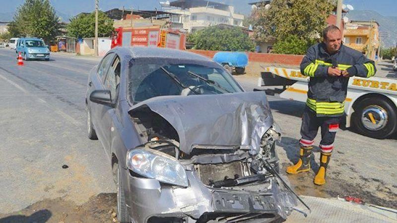 434 trafik kazası meydana geldi