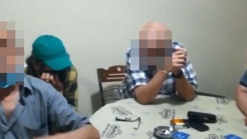 15 kişi kumar oynarken yakalandı