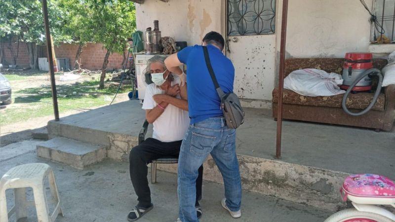 Aydın'da aşı sayısı yarım milyona ulaştı