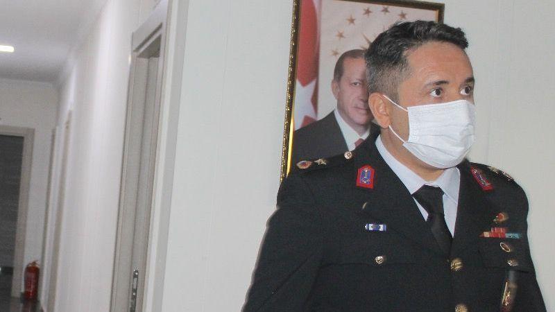 Binbaşı Gökhan Kurgan'ın tayini çıktı