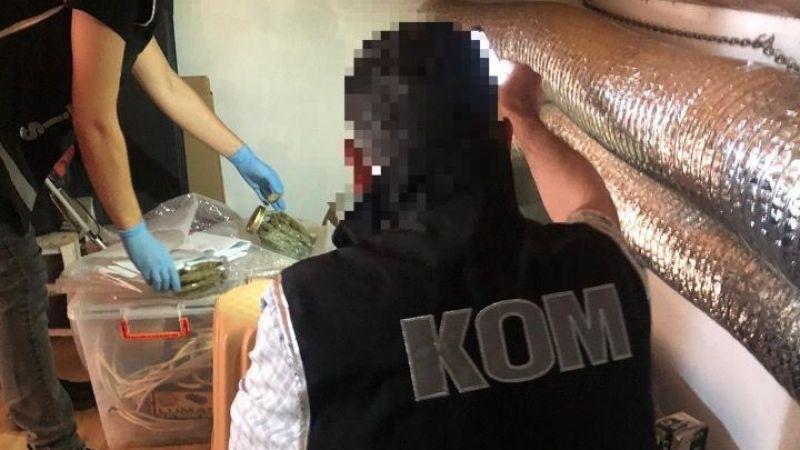 Didim'de narkotik operasyonu; 3 gözaltı